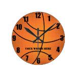 Reloj del baloncesto