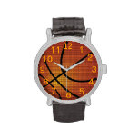 Reloj del baloncesto para los regalos para el balo