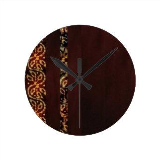 Reloj del batik