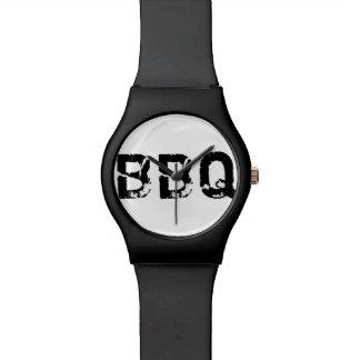 Reloj del Bbq