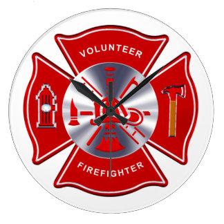 Reloj del bombero - voluntario