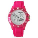 Reloj del bosquejo del camello   del día de chepa