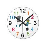 Reloj del Bot dos
