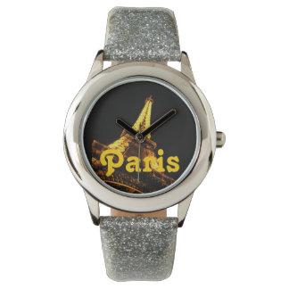 Reloj del brillo de París