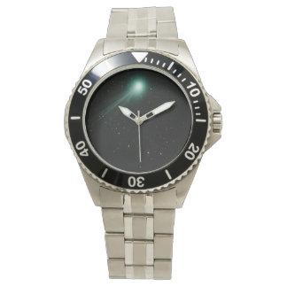 Reloj del buceador de Lovejoy del cometa
