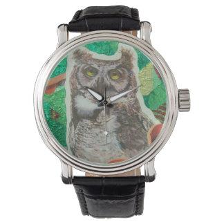 Reloj del búho