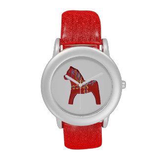 Reloj del caballo de Dala
