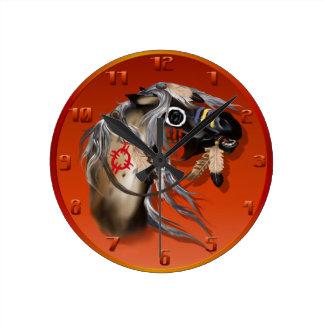 Reloj del caballo de guerra