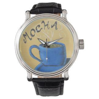 Reloj del café