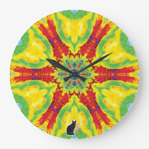 Reloj del caleidoscopio de Dragoneye