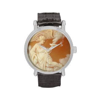 Reloj del camafeo
