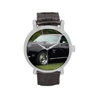 reloj del camaro