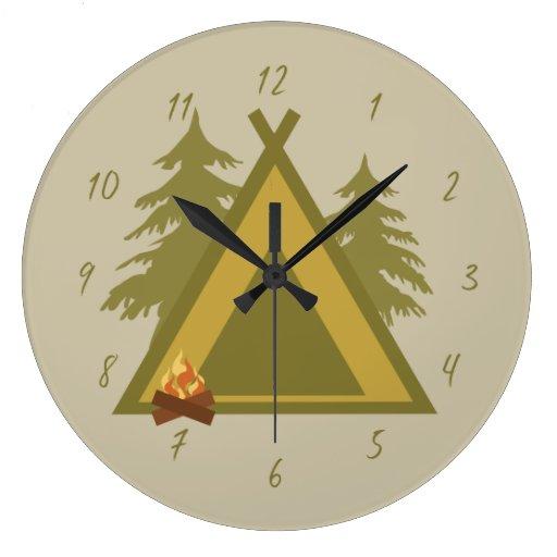 Reloj del campo