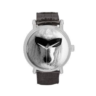 Reloj del caniche