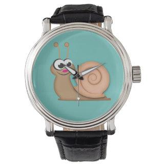 Reloj del caracol