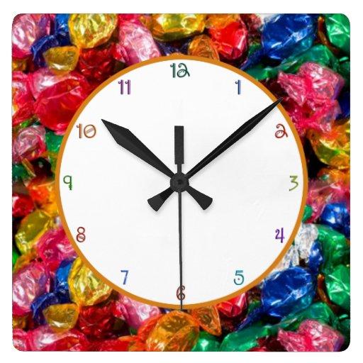 Reloj del caramelo