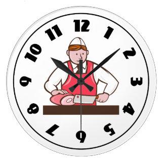 Reloj del carnicero