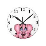 Reloj del cerdo