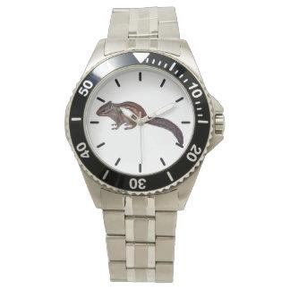 Reloj del Chipmunk (elija el color)