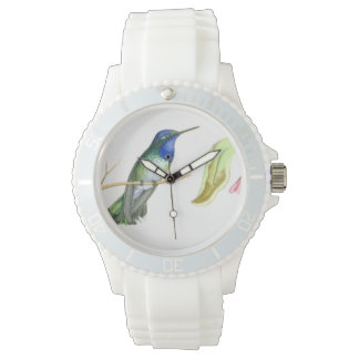 Reloj del colibrí
