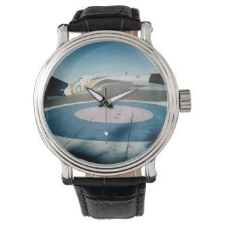 Reloj del comando del bombardero de Vulcan