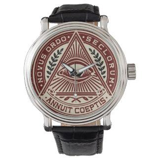 Reloj del congreso del sello