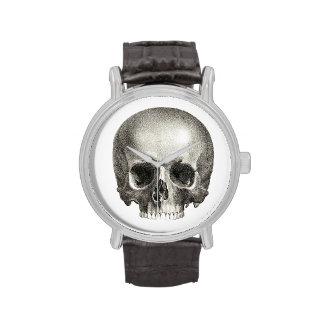 Reloj del cráneo
