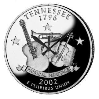 Reloj del cuarto del estado de Tennessee