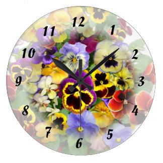 Reloj del ~ del tiempo del pensamiento