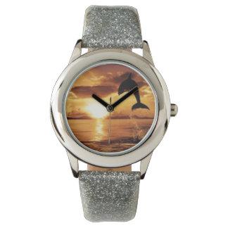 Reloj del delfín