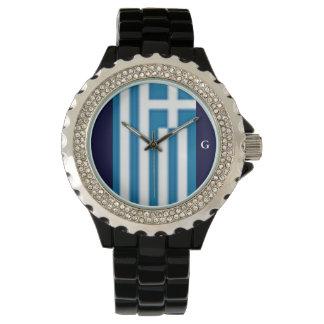 Reloj del diamante artificial del deporte de
