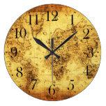 Reloj del diseñador de la historia de la antigüeda