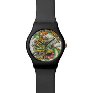 Reloj del dragón