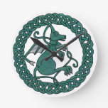 Reloj del dragón del mascota