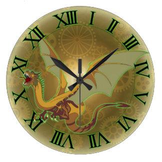 Reloj del dragón del tiempo