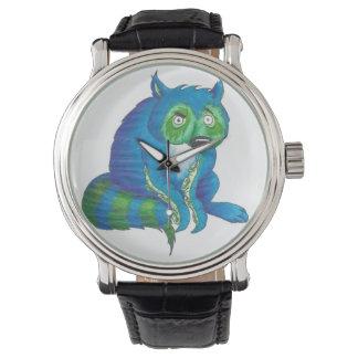 reloj del EL Octomapache