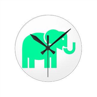 Reloj del elefante