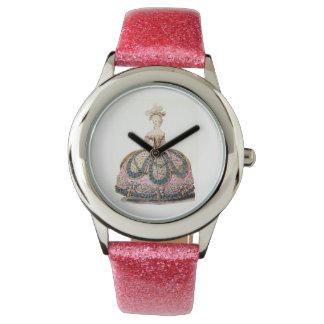Reloj del encanto del brillo de Marie Antonieta