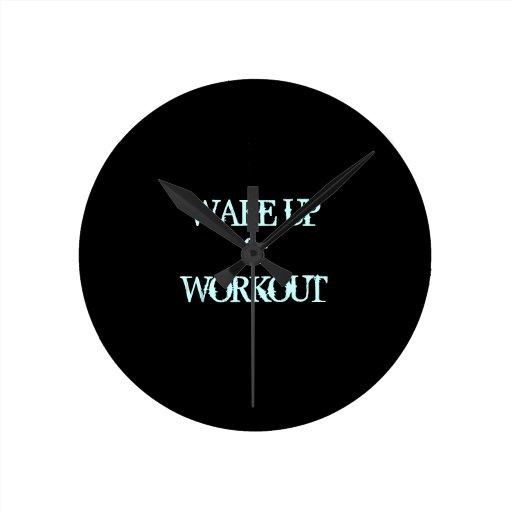 Reloj del entrenamiento