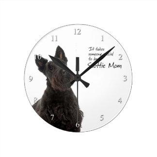 Reloj del escocés