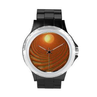 Reloj del espiral de Sun