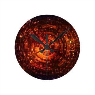Reloj del estilo de la tecnología
