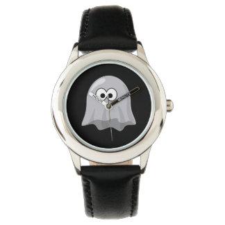 Reloj del fantasma de Halloween de los niños