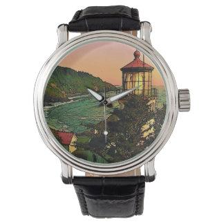 Reloj del faro de Oregon