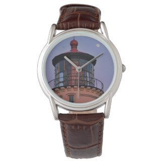Reloj del faro del río de Umpqua