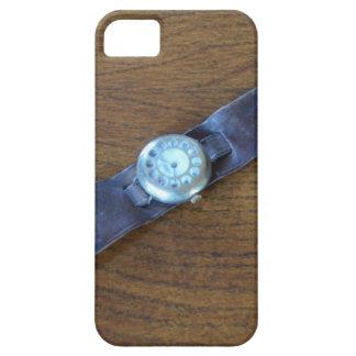 Reloj del foso de la Primera Guerra Mundial iPhone 5 Case-Mate Coberturas