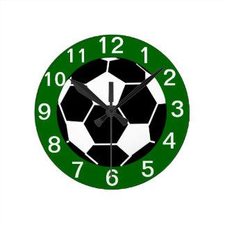 Reloj del fútbol