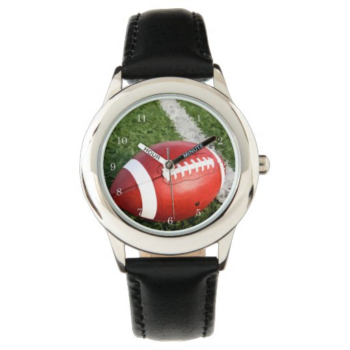 Reloj del fútbol americano