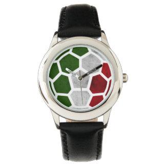 Reloj del fútbol del mundial de Italia (fútbol)