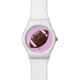 Reloj del fútbol May28th de las señoras